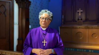 Bishop Phoebe Roaf