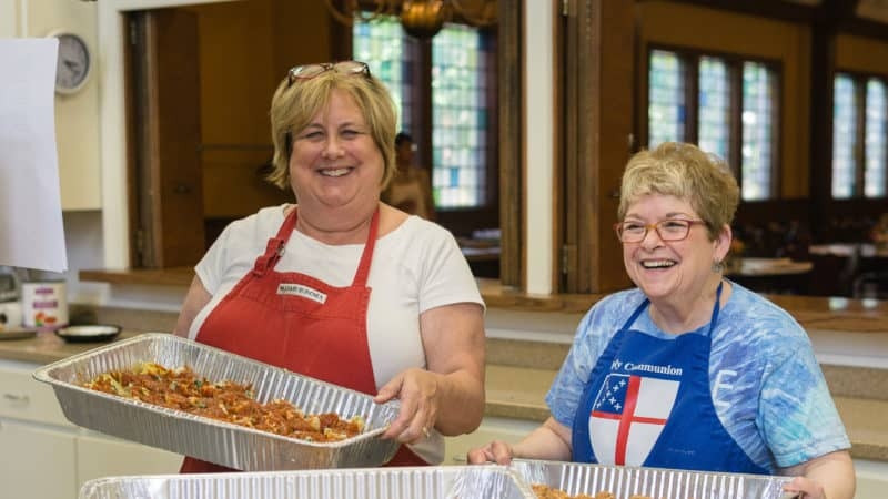 Creativity in Faith: West Tennessee ministries partner to nourish neighbors' bodies, spirits during the pandemic