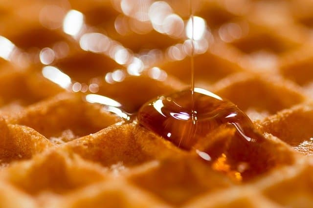Calvary Lenten Preaching and Waffle Shop March On