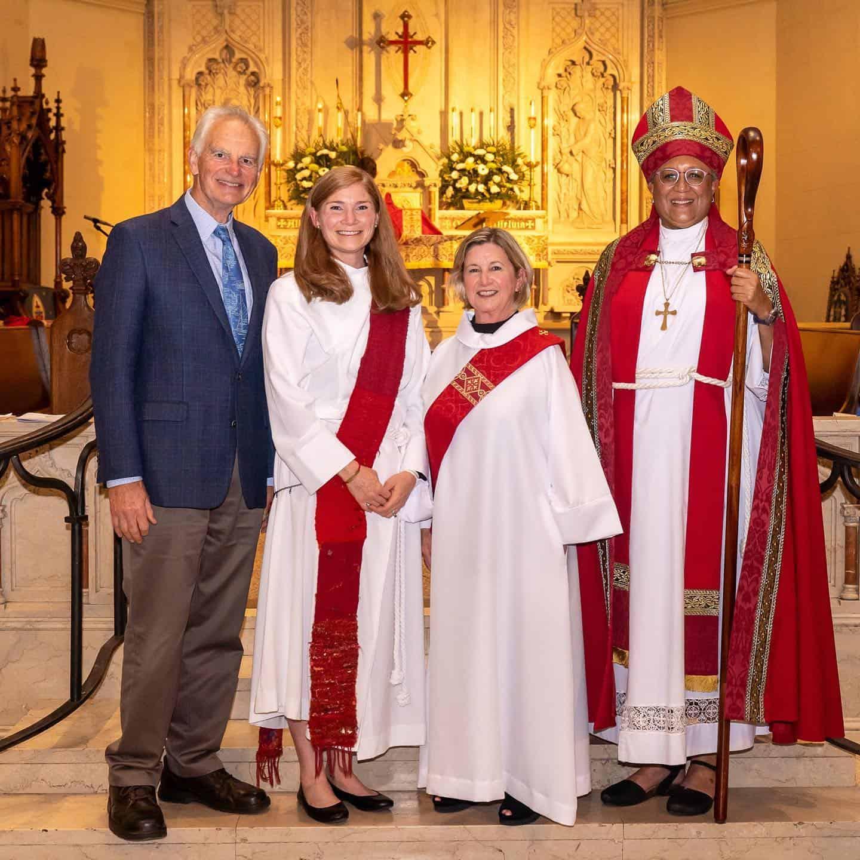 Ordinations to the Diaconate: Jessica Abell & Debra McCanless