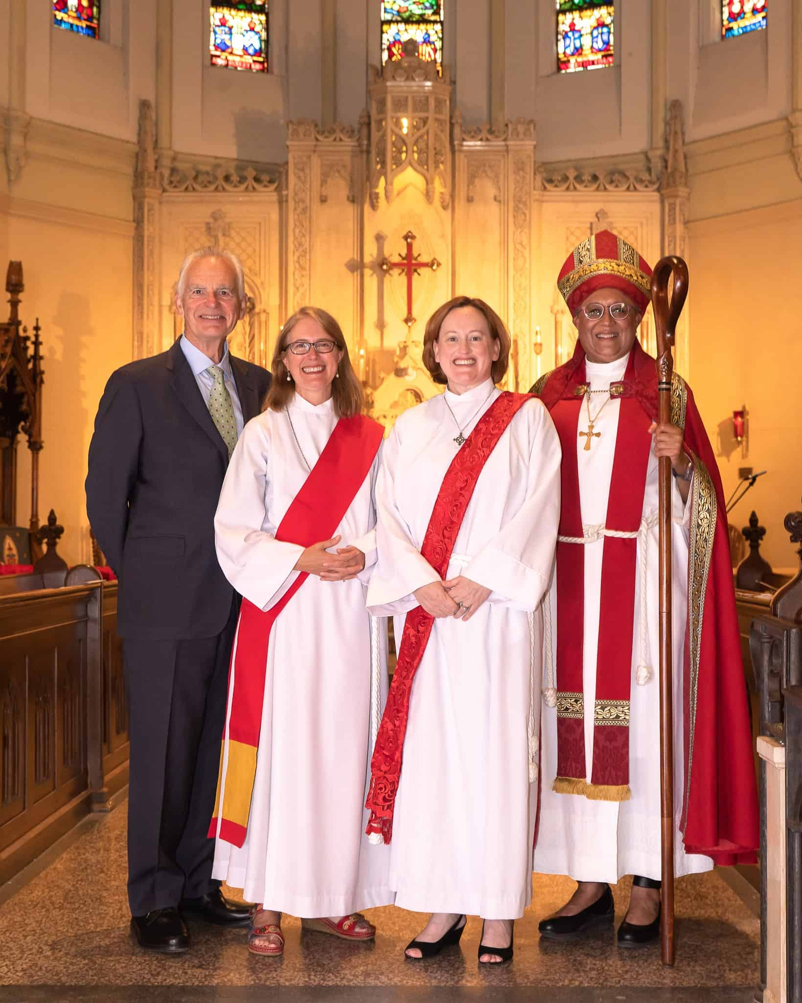 Read more about the article Ordinations to the Diaconate: Sarah Cowan & Amanda McGriff
