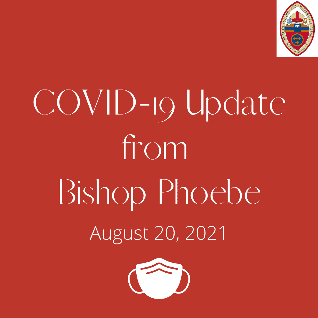 Read more about the article COVID Update: August 20, 2021